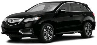 Acura Rdx 2016 Black