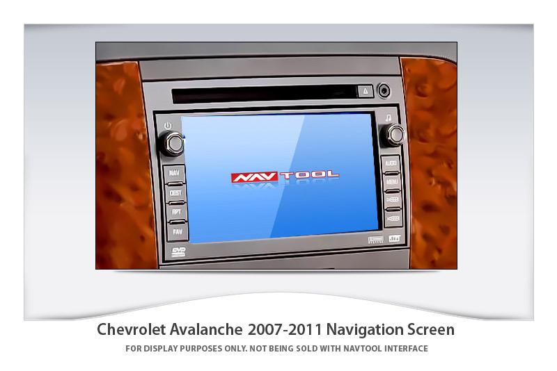 CHEVROLET AVALANCHE 2007-201 Unlock Interface with Multiple
