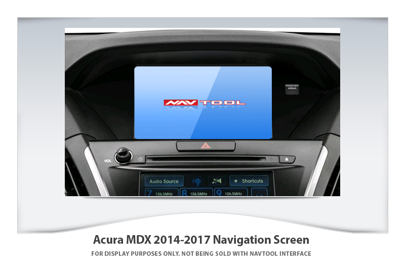 Acura MDX Unlock Video Interface And - Acura navigation dvd