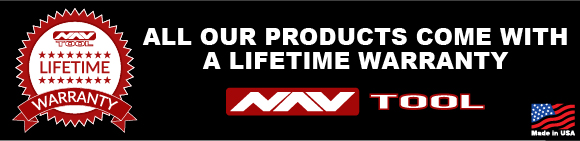 NavTool Lifetime Warranty