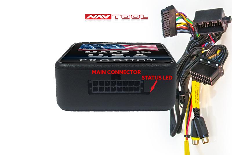 acura tl 2004 2008 navigation video interface2005 Acura Tl Wiring Accessori E #9