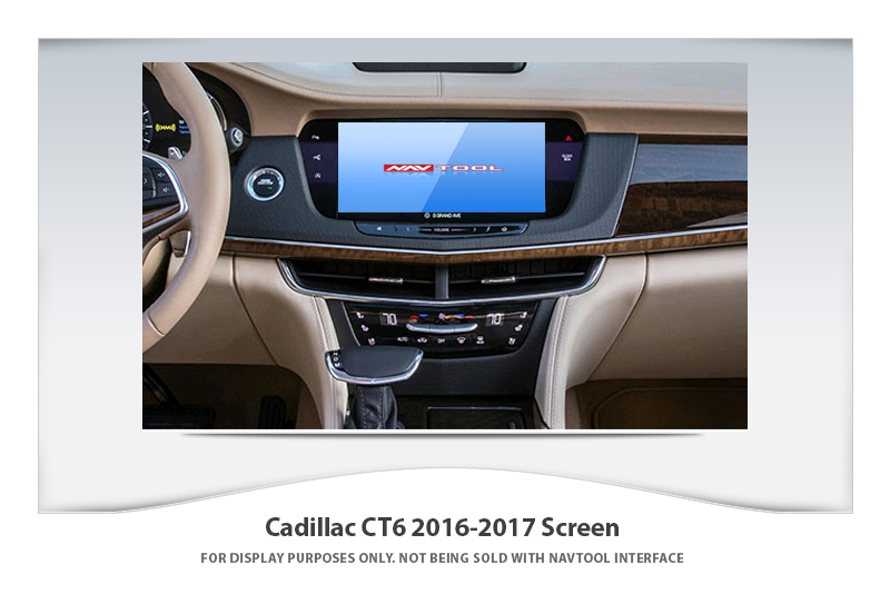 Cadillac Ct6 2016 2017 Unlock Interface With Multiple