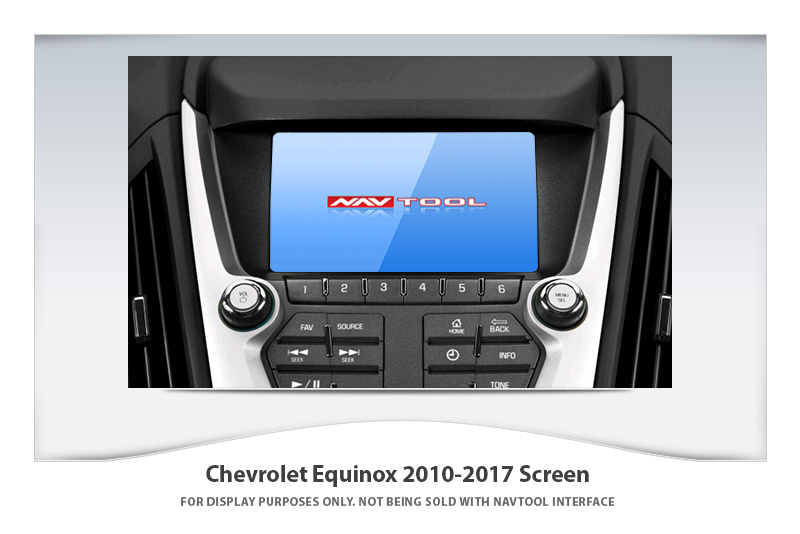 CHEVROLET EQUINOX 2010-2017 Unlock Interface with Multiple